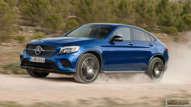 Mercedes GLC-Test