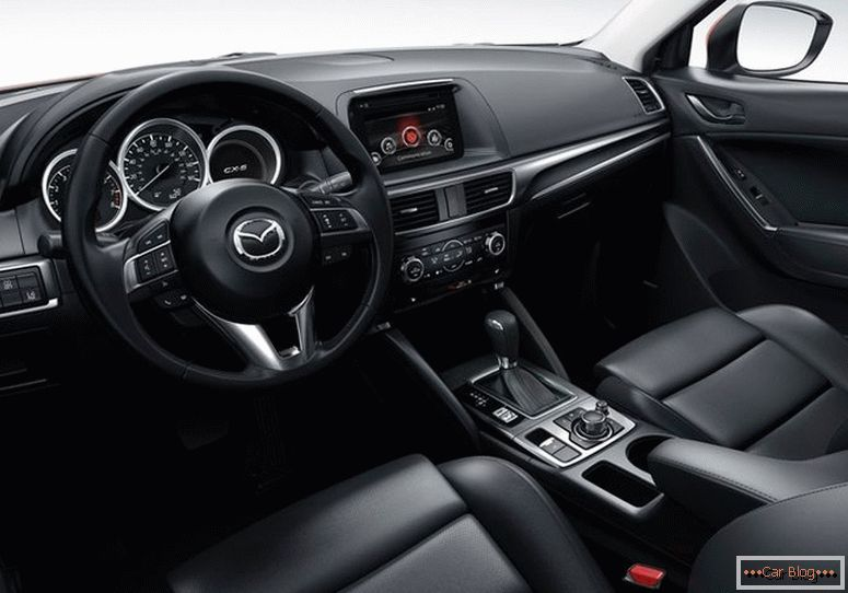Mazda CX-5 Salon